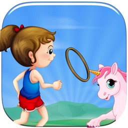 Shoot That Ponytails - A Cute Girl Tossing Challenge LX