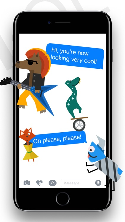 Animarium: Stickers screenshot-0
