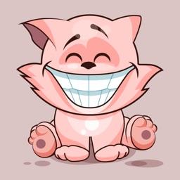 Stkyz: Pink Cat