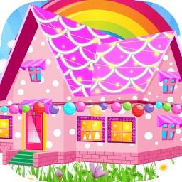 Merry Chrismas Room-Baby Games