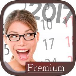New Year 2017 Calendar & Photo Frames – Pro