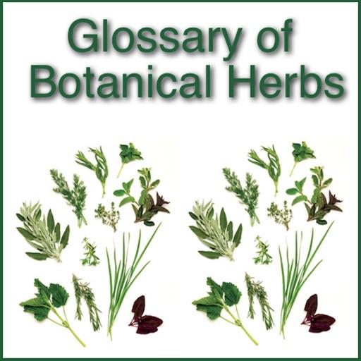 Glossary of Botanical Herbs