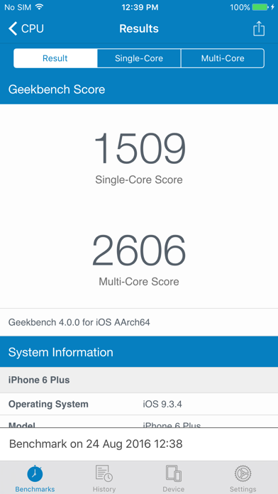 download Geekbench 4 apps 2