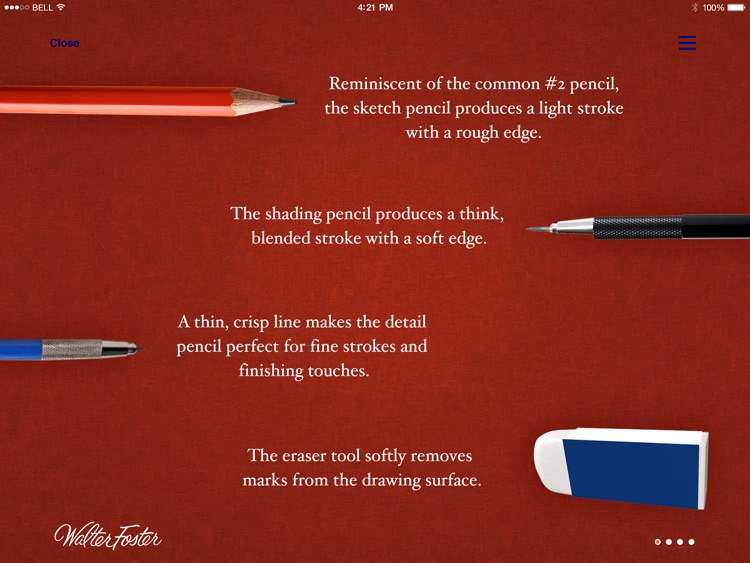 Learn to Draw Digital Sketchbook by Walter Foster screenshot-4