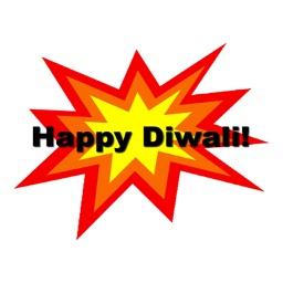 Happy Diwali Stickers Pack