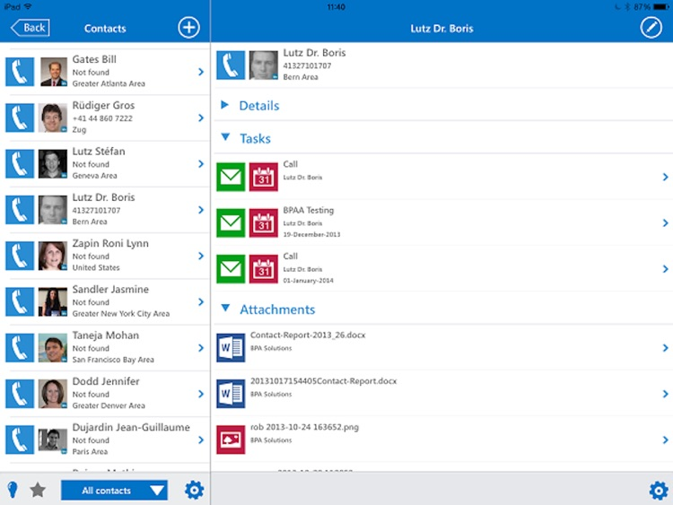BPA Solutions – SharePoint and Office 365 for iPad