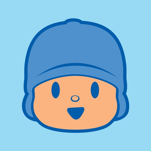 Pocoyo Stickers for messages Free