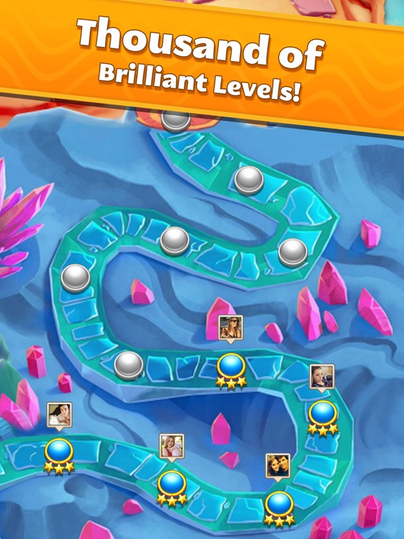 Jewel Splash Dash Edition - Brand New Match 3 Game-ipad-2