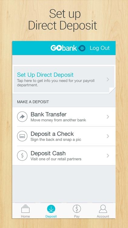 GoBank screenshot-3
