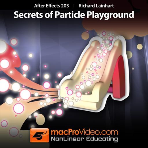 Course For After Effects Particle Playground