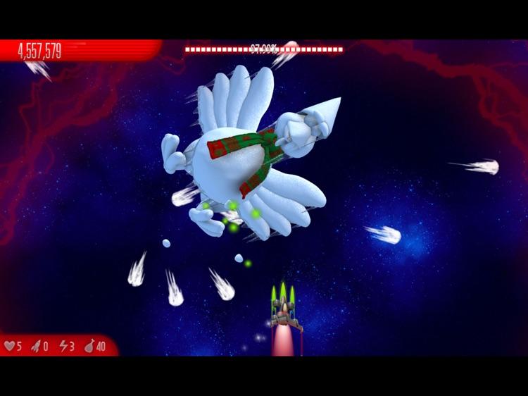 Chicken Invaders 5 Xmas HD