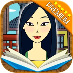 Mulan classic tales for kids - Premium