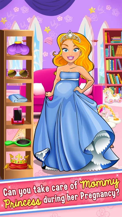 Princess Baby Salon Doctor Kids Games Free