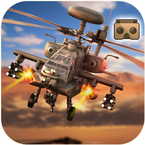 VR Gunship Modern War : Air Battle icon