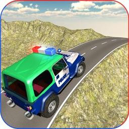 Offroad Jeep Police Hill Climb Rescue