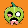 Pumpkin Patch Stickers - Halloween Emoji Meme
