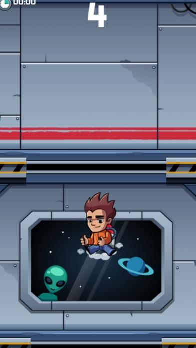 Jetpack Escape - Jump Up Endless screenshot one