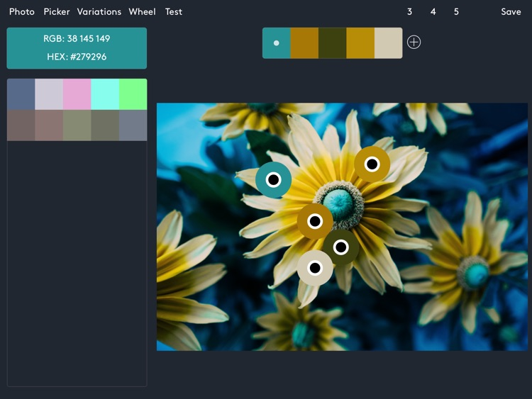 IC Colors Palettes screenshot-0