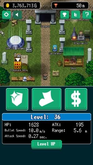 Pixel Dungeon Hero on the App Store