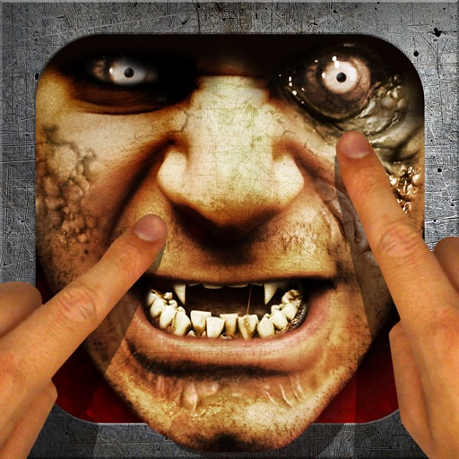 Monster Photo Booth - Halloween Party iOS App