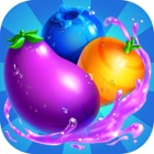 Juicy Magic of OZ Land: best game match 3 puzzle icon