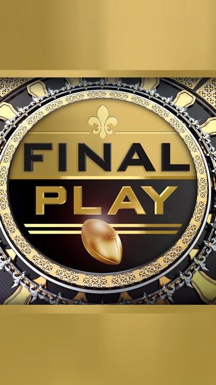 Final Play: N.O. Football News