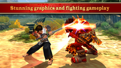 Screenshot from Bladelords - fighting revolution