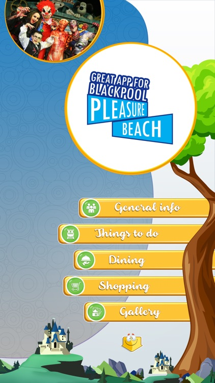 Great App for Blackpool Pleasure Beach screenshot-1