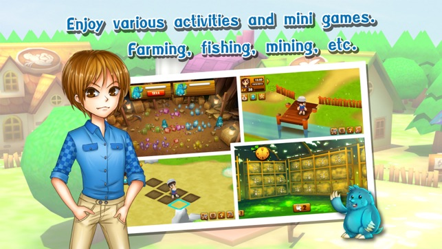 Country Life Harvest Day On The App Store - Country games