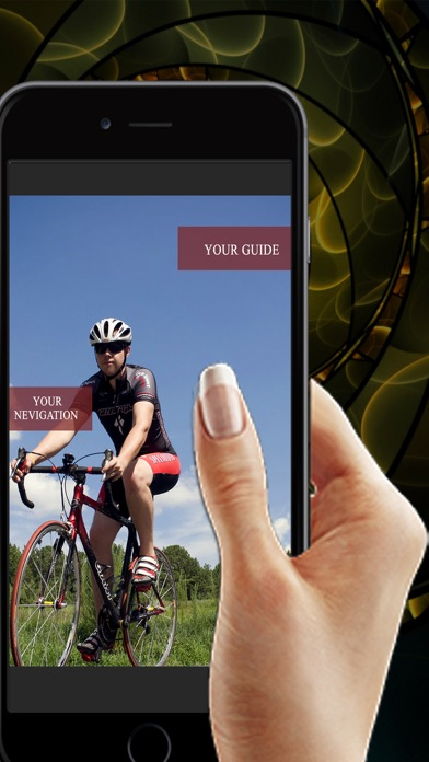 Cycle Riding Tracker -Gps Cycling and Route Tracking and