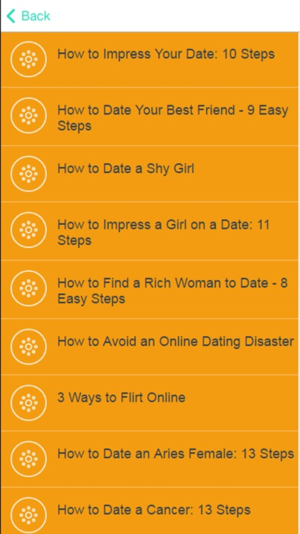Dating Tips - How Get Girlfriend screenshot-1