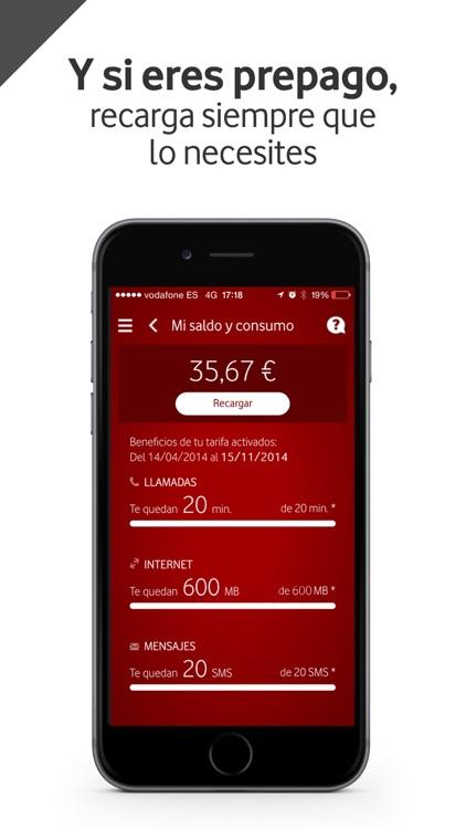 Mi Vodafone screenshot-3