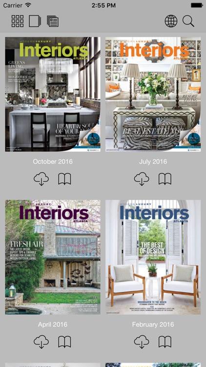 Modern Luxury Interiors Atlanta screenshot-3