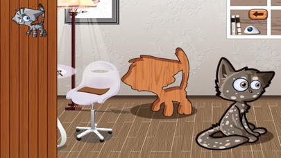 Cats games & jigasw puzzles for babies & toddlersCaptura de pantalla de4