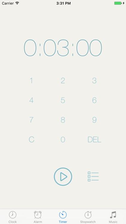Alarm & Timer screenshot-3