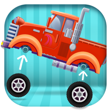 Truck Builder - Driving Simulator Games For Kids