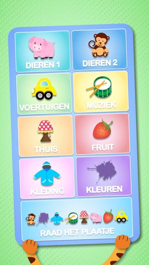 Voorkeur Pret voor peuters - Spelletjes in de App Store @ZZ44