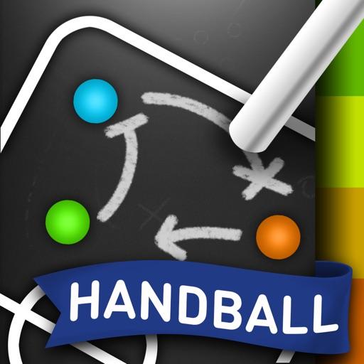 CoachNote Handball & Korfball, Beach Hand Ball : Sports Coach's Interactive Whiteboard