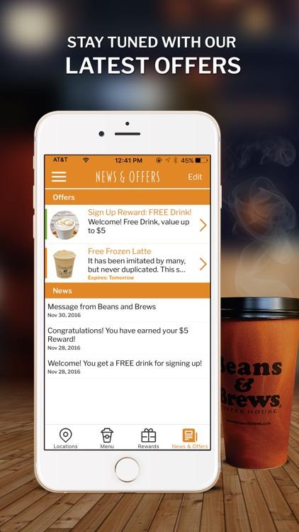 Beans & Brews screenshot-4