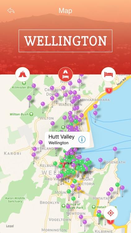 Wellington Tourism Guide screenshot-3