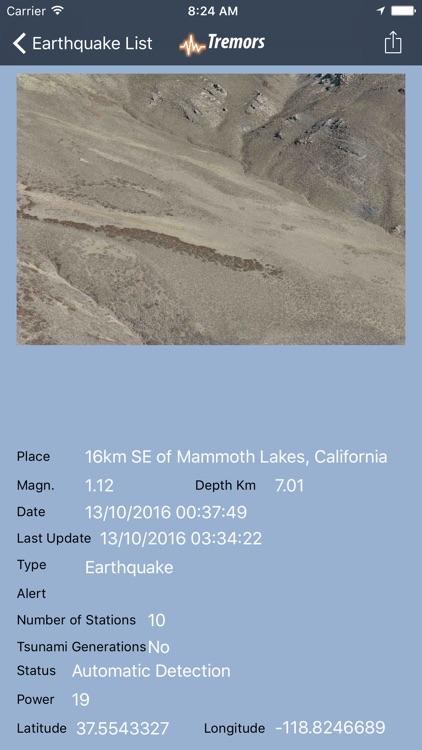 Tremors screenshot-3