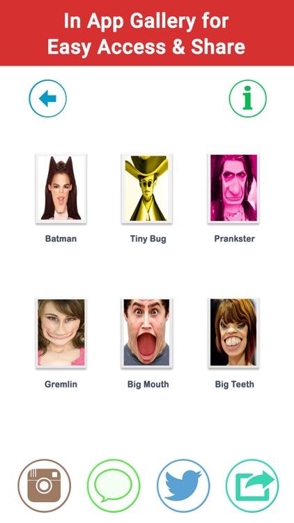 Voice Face Changer Guffaw Cool Video Sound Effects screenshot-4