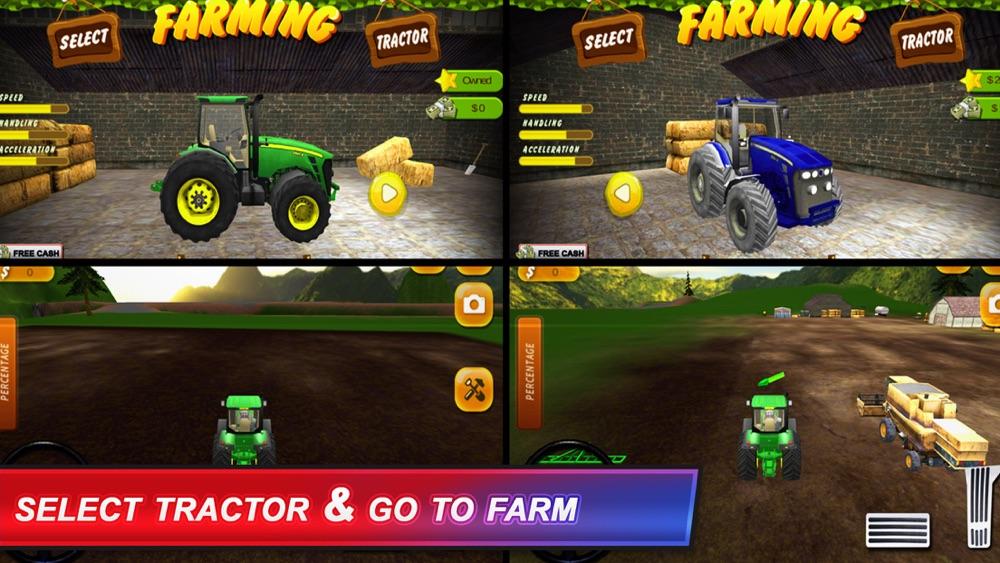 American Farm Simulator:Diesel Truck Harvest Crop hack tool