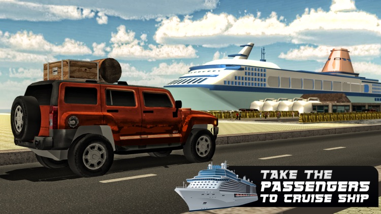Cruise Ship Simulator -Boat parking & sailing game