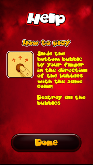 ‎Attack Balls™ Bubble Shooter Screenshot