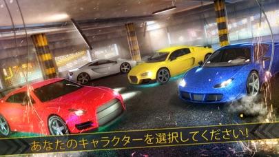 スポーツ GT 車 レース ゲーム無料 。 カー レーシング 競争のおすすめ画像3