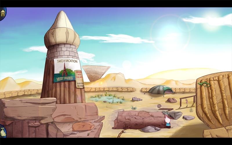 Demetrios - The BIG Cynical Adventure Screenshots