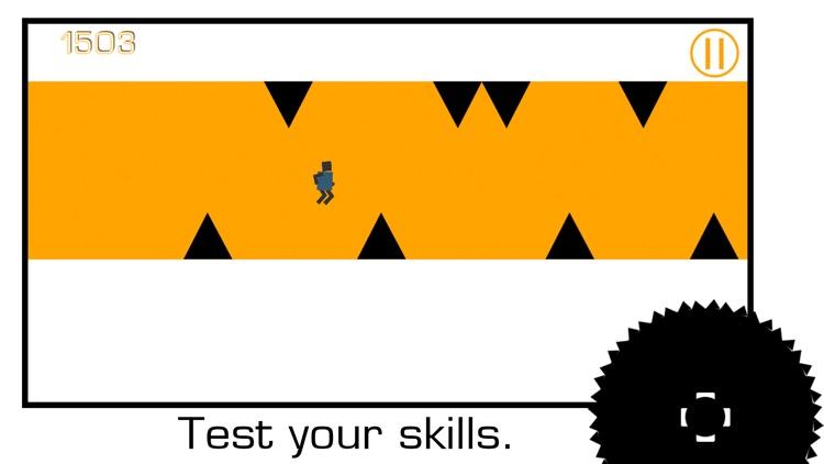 Amazing Impossible Run Fun For Your Life! screenshot-3