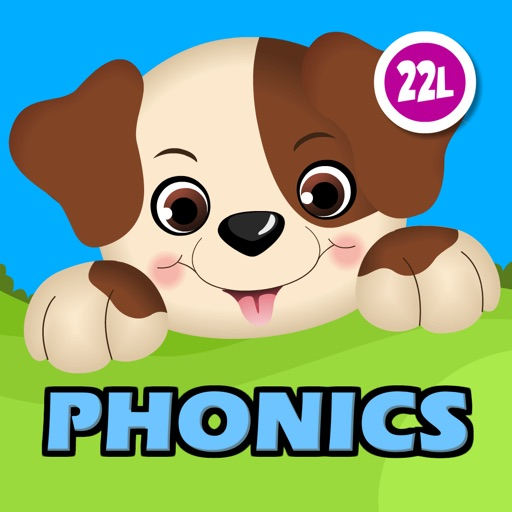 ABCs Alphabet Phonics Learn to Read Preschool Game icon