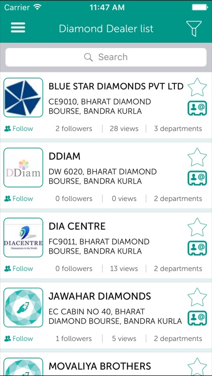 DiamApp